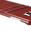 Retro Oil Wax Soft PU Leather Case For Samsung - gopowear.com