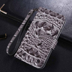 Crocodile Leather Style Case for Huawei GR5 Honor 5x - gopowear.com