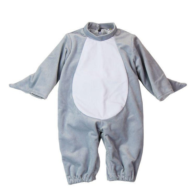 Cute Animal Rompers Long Sleeve Cotton Newborn Baby Costume - gopowear.com