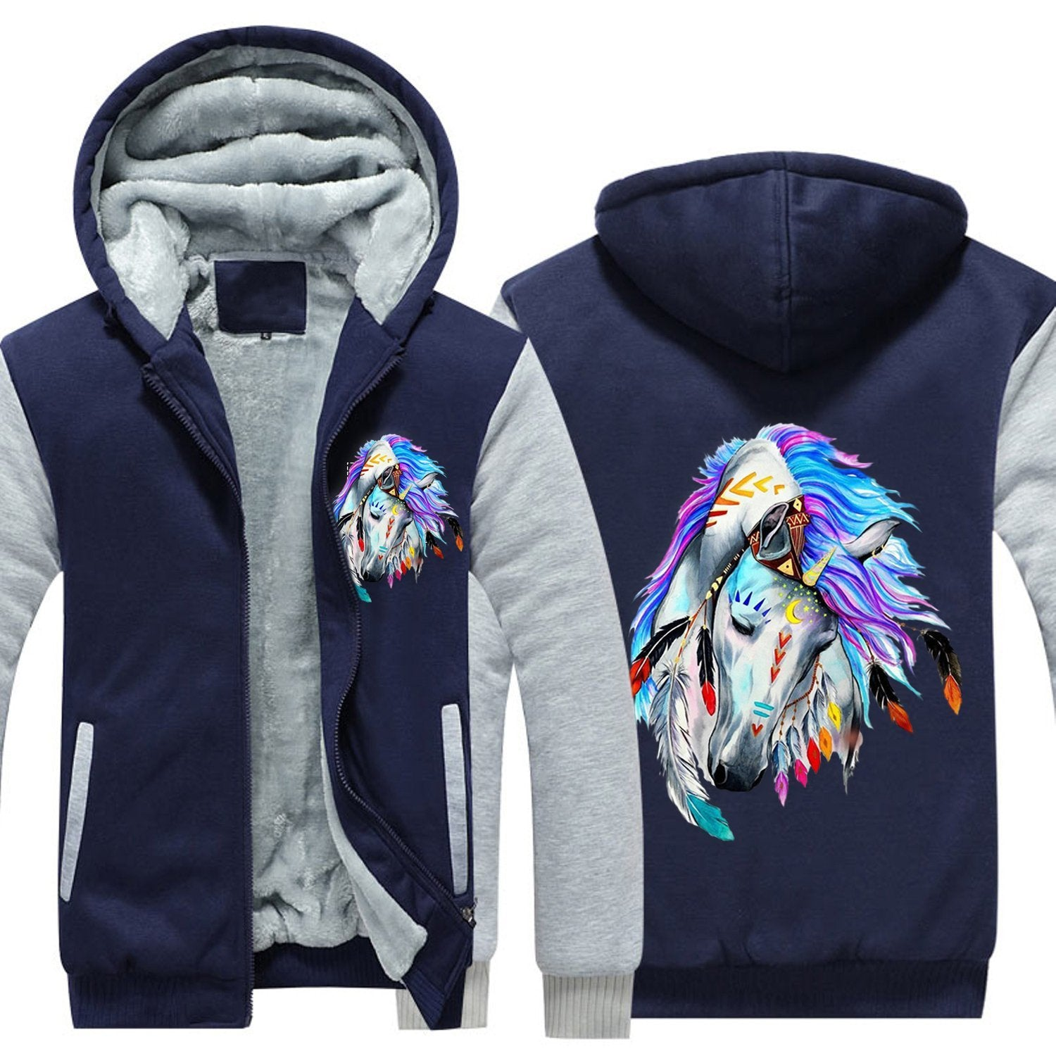 Hooded Tracksuit - Unicorn SGTM040210