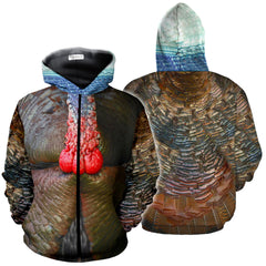 Turkey Cover 3D All Over Printed Shirts For Men & Women