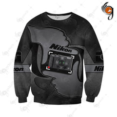 Beautiful Camera 3D All Over Printed Shirts for Men and Women