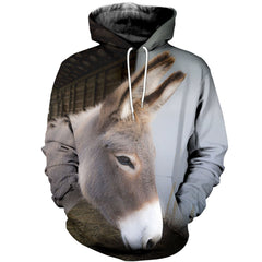 3D printed Donkey Clothes