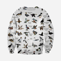 3D All Over Printed Duck Shirts And Shorts