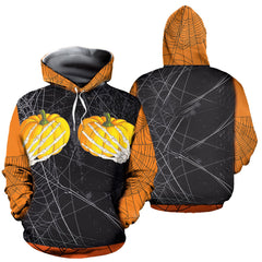 3D All Over Printed Halloween Hoodie