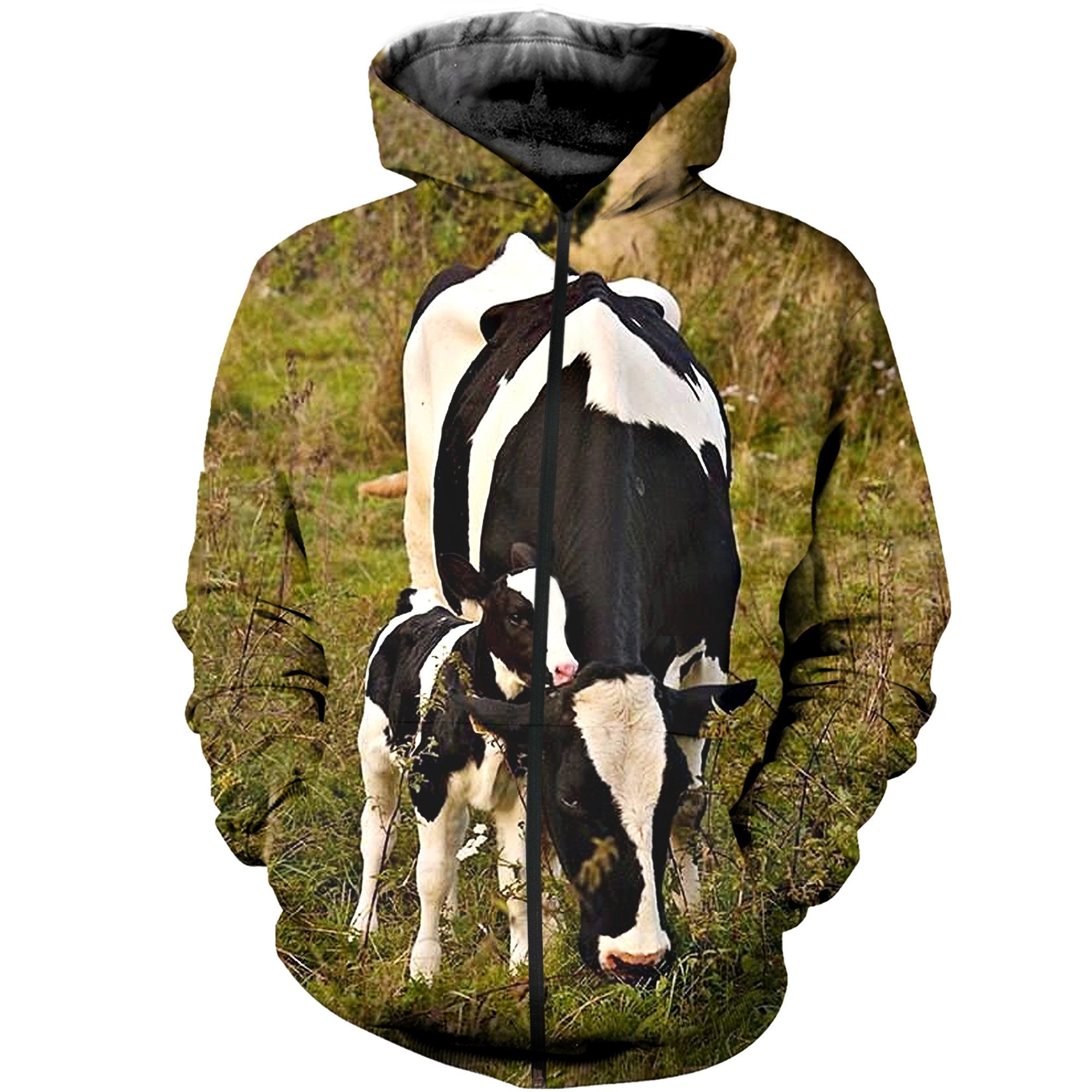 3D printed Dairy Cows Clothes