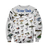 3D All Over Printed Water Birds Shirts and Shorts