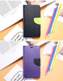 PU Leather Wallet Flip Case For iPhone 5 5s SE - gopowear.com