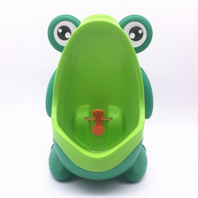 Cute Frog shape urinal for baby boy - gopowear.com