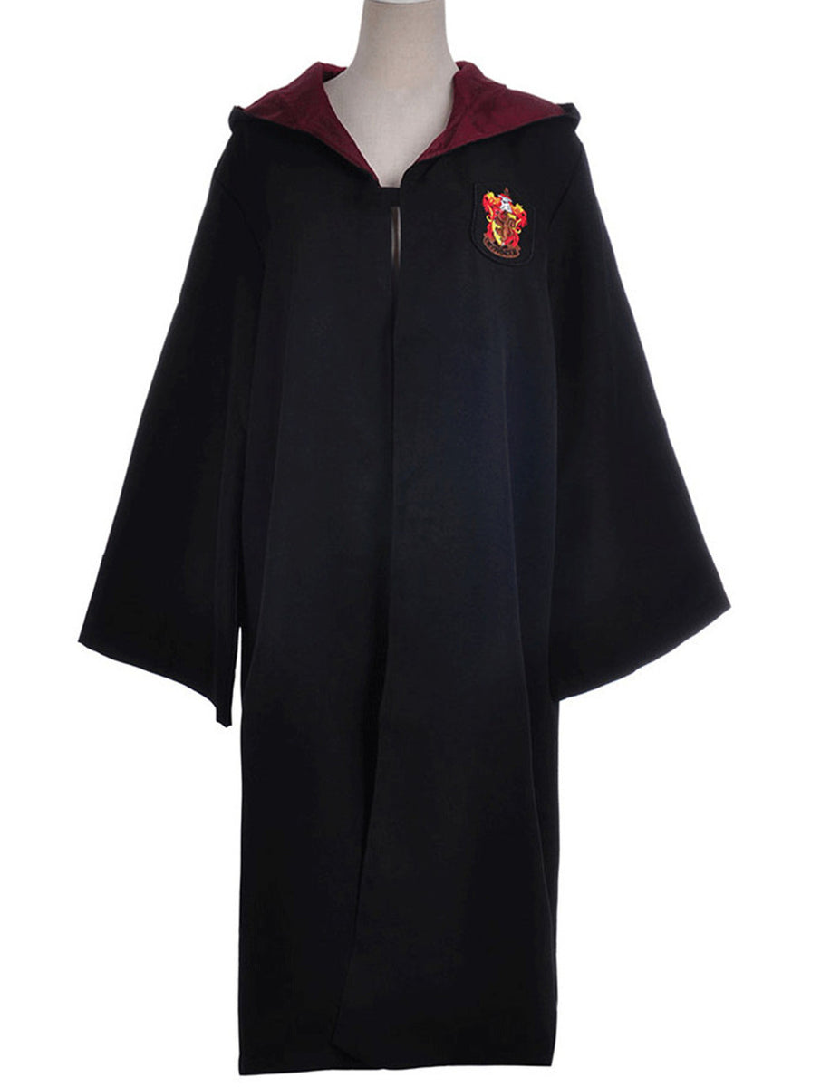 Harry Potter Cloak with Tie Cosplay Costumes