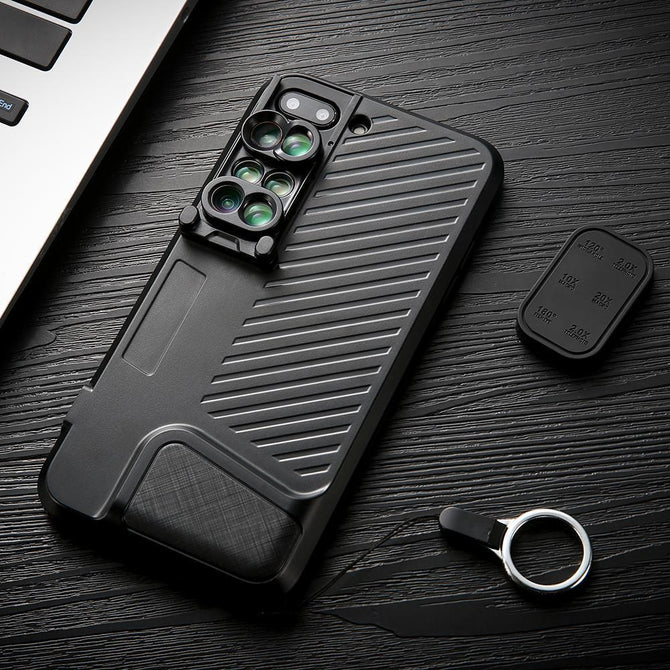 Camera Lens Phone Cases For iPhone 7 Plus - gopowear.com