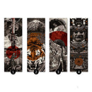 Vintage  Samurai  Canvas Wall Art