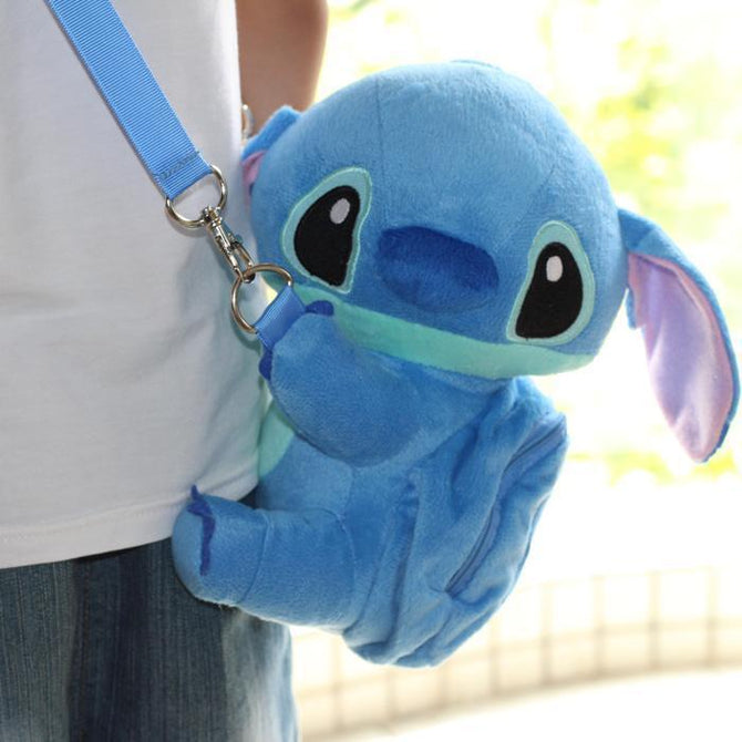 Cute Stitch Messenger Bag - gopowear.com