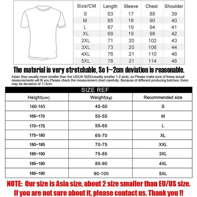 Summer New Cotton V-Neck Fitness T-Shirts - gopowear.com