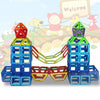 110-184pcs Educational Magnetic Designer Construction Set - gopowear.com
