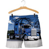 3D All Over Printed Truck Shirts and Shorts
