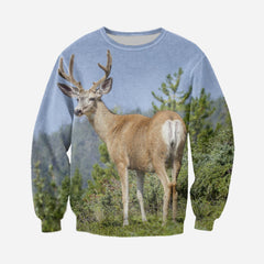 3D printed Deer Clothes