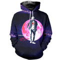 3D printed Chris Brown T-shirt Hoodie - gopowear.com