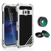 for Samsung Galaxy s8 Case with HD lens