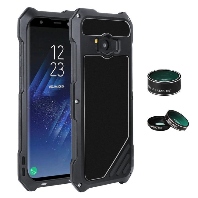 for Samsung Galaxy s8 Case with HD lens - gopowear.com