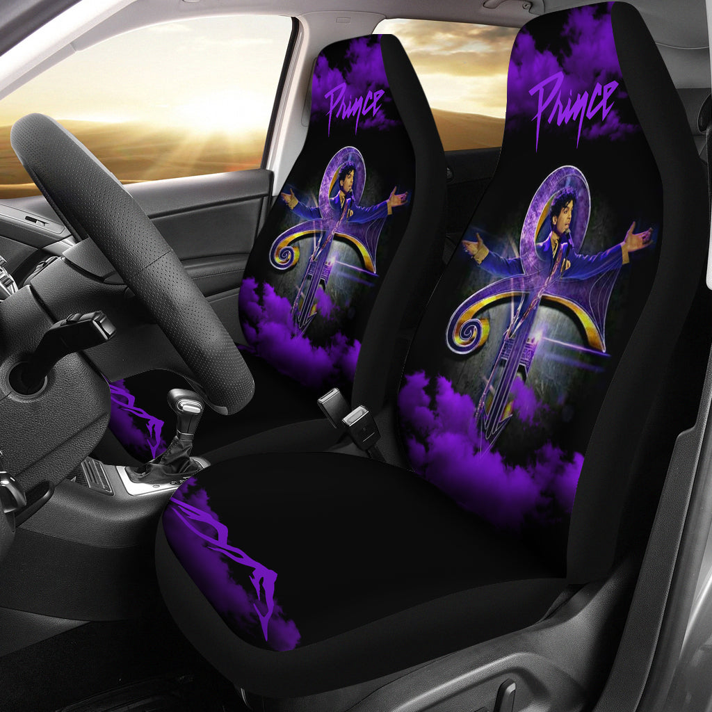 Car Seat Covers - Prince
