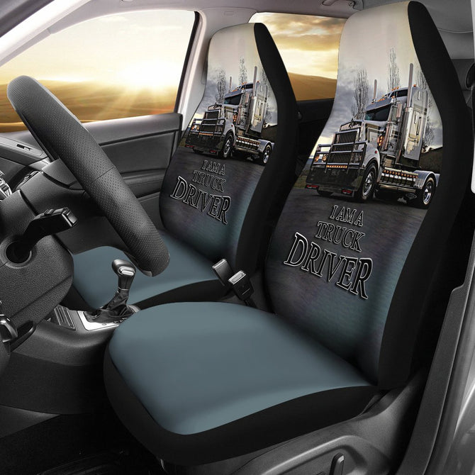 Seat Covers For Trucks >> 2pcs Truck Car Seat Cover