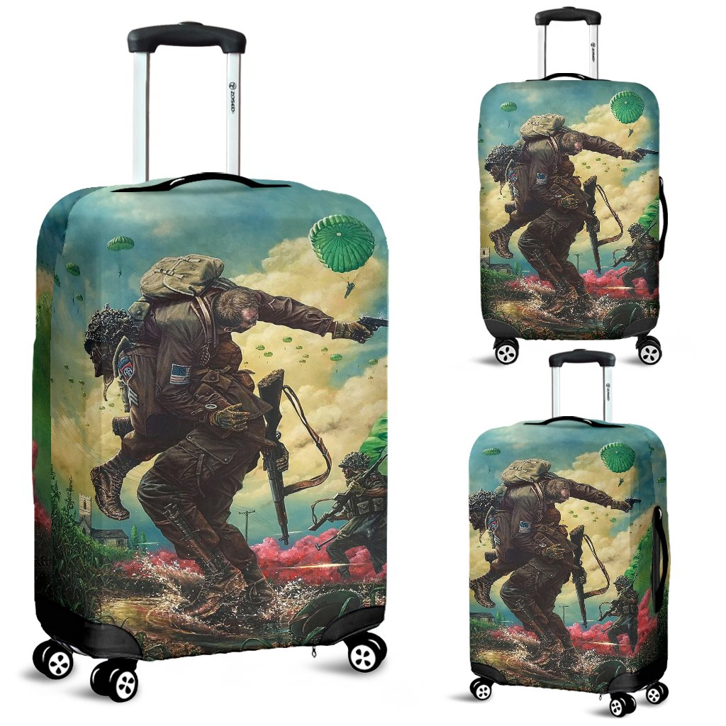 Luggage Cover - PARATROOPER