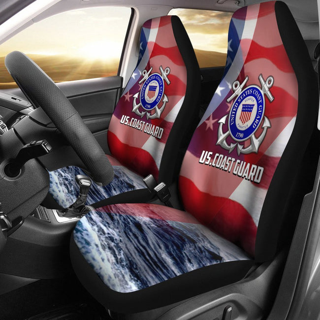United States Coast Guard-Car seat covers-19