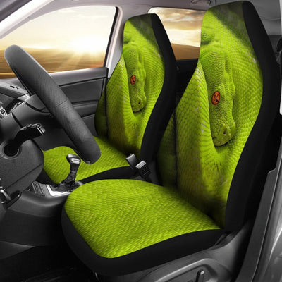 2pcs Snake Eye Car Seat Cover