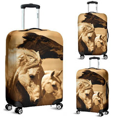 Luggage Cover- 3 Horses ADGL190301