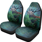 2pcs Deer Car Seat Cover