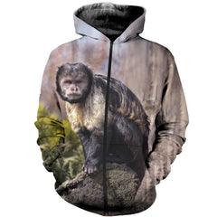 3D printed Capuchin monkey Tops