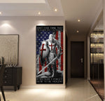 3-piece Knight Templar printed Canvas Wall Art