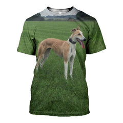 3D All Over Printed Dog Shirts and Shorts