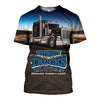 Full Printed Truck Clothes