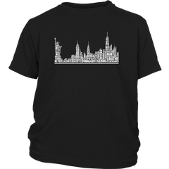 New York Greats! t-shirt