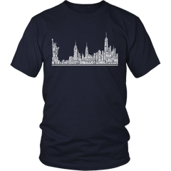 New York Greats! t-shirt - gopowear.com