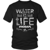 Water is life NoDAPL t-shirt - gopowear.com