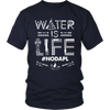 Water is life NoDAPL t-shirt