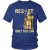 Resist  only you can shirt - gopowear.com