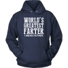 Worlds Greatest Farter I Mean Father T-shirt - gopowear.com