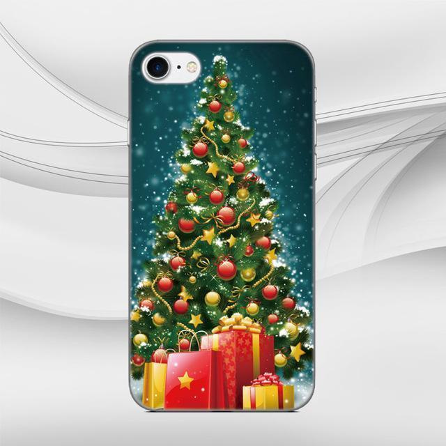 Merry Christmas Hard Back Case For iPhone - gopowear.com
