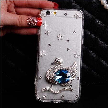 Rhinestone Bling phone case for Galaxy series - gopowear.com