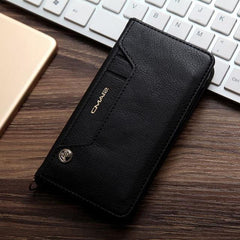 Stand Wallet Case For iPhone - gopowear.com