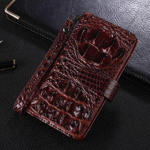 Crocodile Leather Style Case for Huawei GR5 Honor 5x