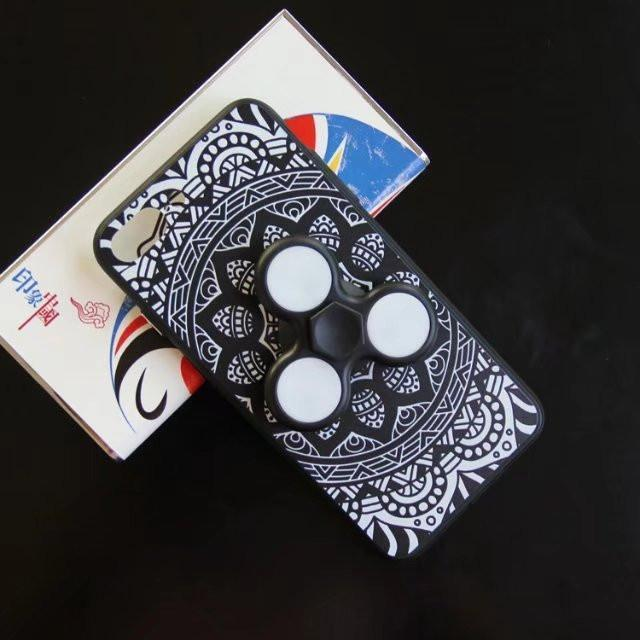 Personalized Case with Finger Gyro Spinner for iphone 6/6 plus/6s/7/7 - gopowear.com