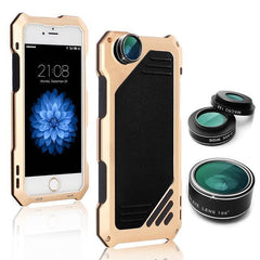 for iphone 7 High Quality Case with HD lens