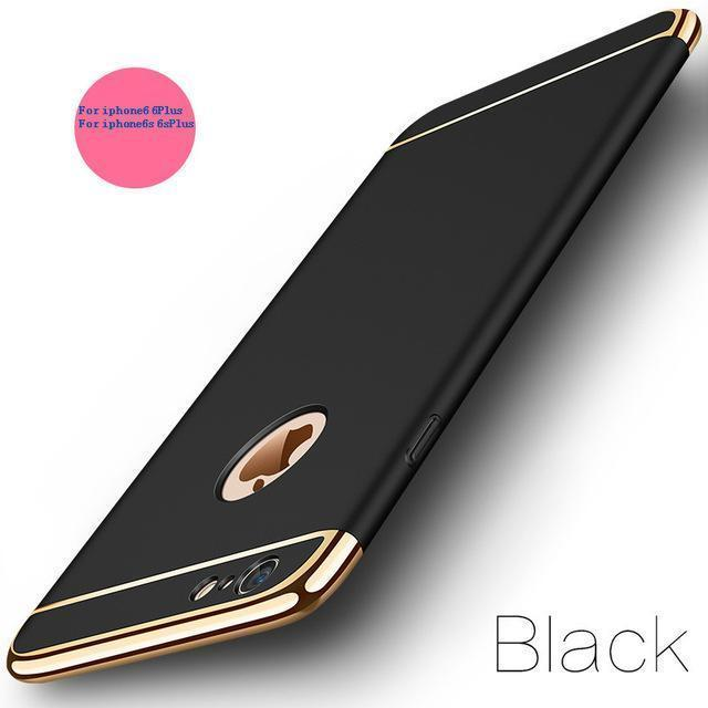 Luxury Ultra Thin Shockproof Case for iPhone - gopowear.com