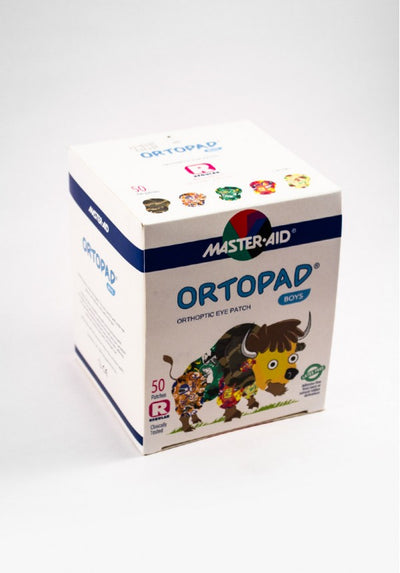 Ortopad Eye Patch for Boys (Without Glitter) - Eleven2Six Store in India
