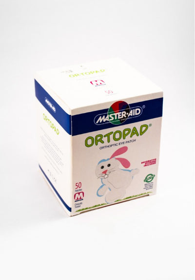 Ortopad White (Unisex) Eye Patches - Eleven2Six Store in India